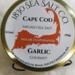 Delicious salt harvested by 1830 Sea Salt on Cape Cod